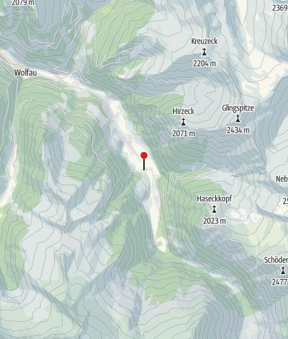 Karte / Gasthof Talwirt