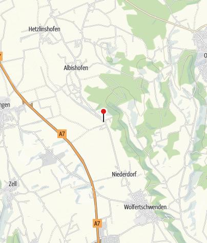 Karte / Gasthof Stern
