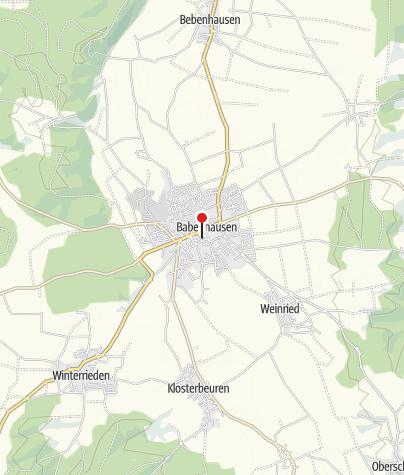 Karte / Gallusmarkt in Babenhausen