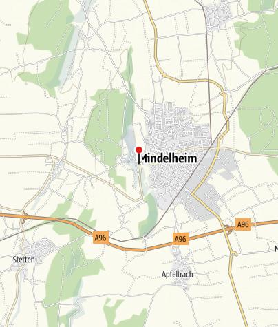 Karte / Liebfrauenkapelle