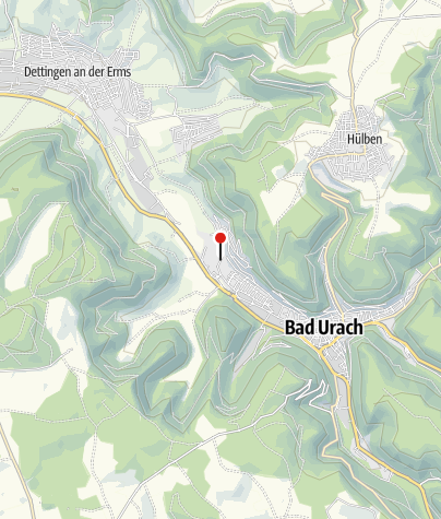 Karte / Bad Urach Thermalbad