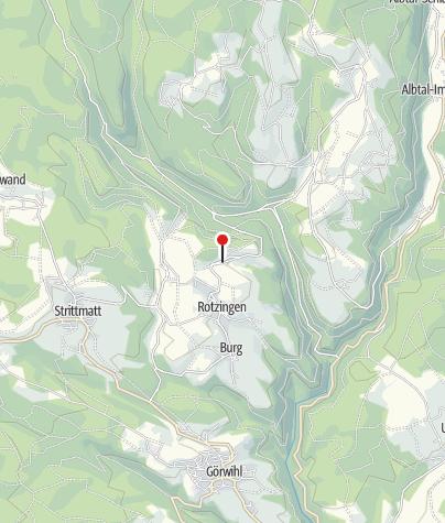 Karte / Rotzingen Krembach