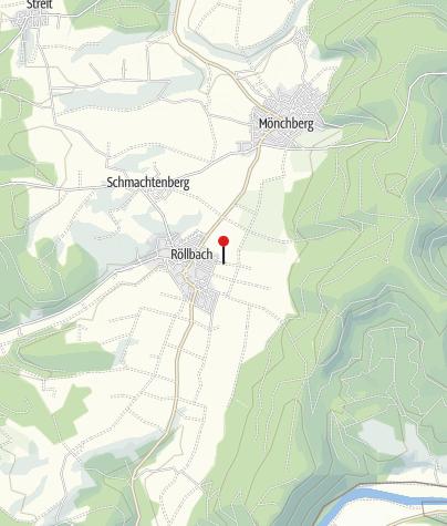 Karte / Weinbau Familie Brans Sommerhäcke