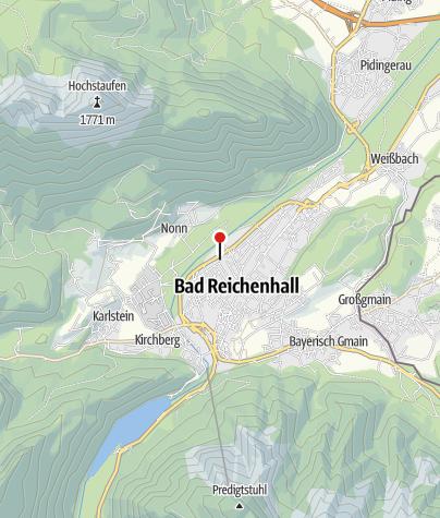 Karte / Tourist-Information in der RupertusTherme