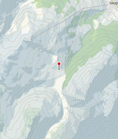Karte / Berghaus Radons