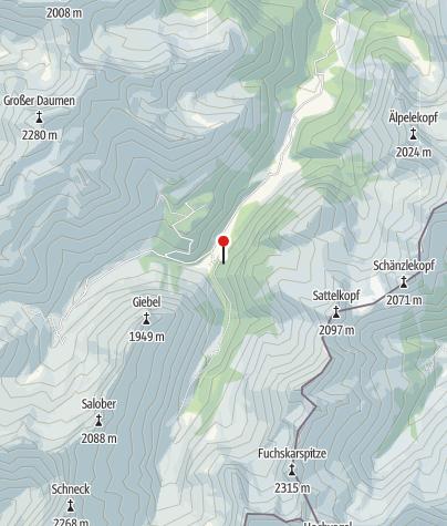 Map / Jagd-Hütte