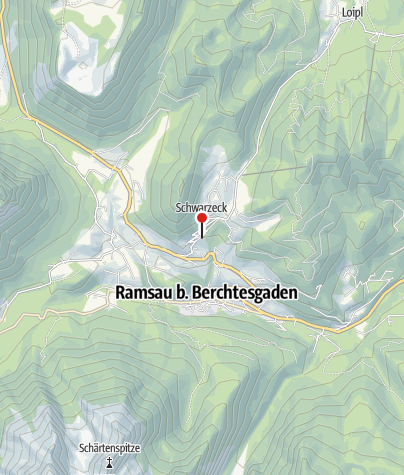 Karte / Berggasthaus Zipfhäusl