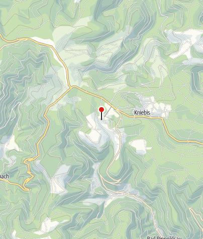 Karte / Hotel Waldblick