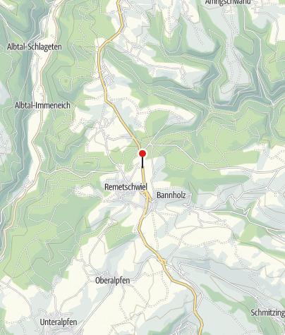 Karte / Brauerei Gasthof Waldhaus