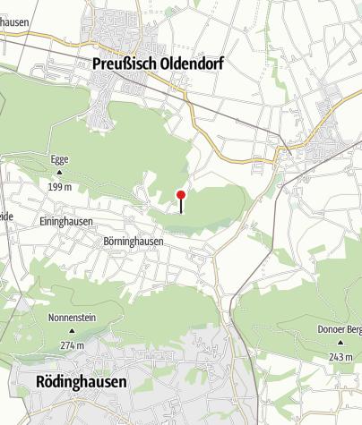 Karte / Forsthaus Limberg