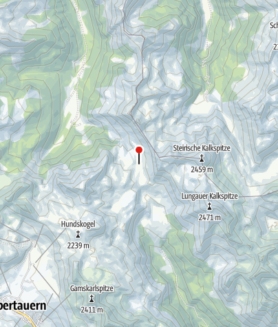 Karte / Oberhütte am See