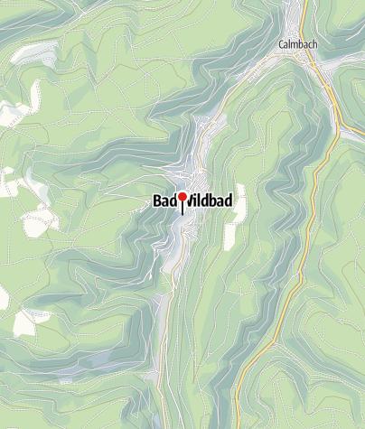 Karte / Bad Wildbad, Vital Therme