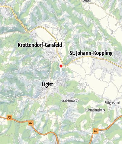 Karte / Buschenschank Kremser-Greitbauer