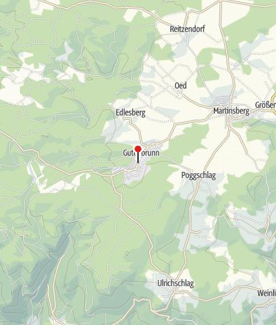 Karte / Langlaufgasthof Marschall Stuben