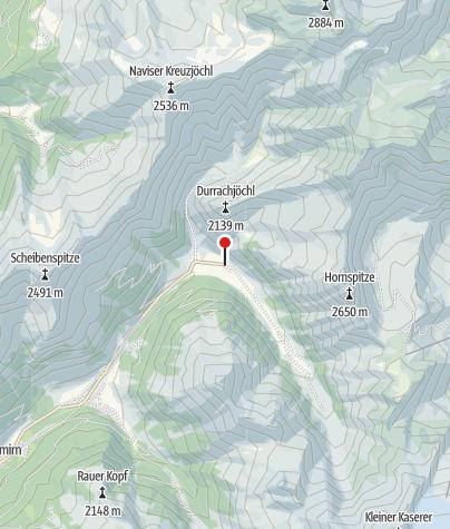 Mapa / Alpengasthof Kasern