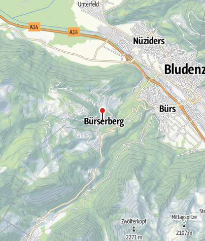 "Karte / Paarhof ""Buacher"" (Denkmalhof)"
