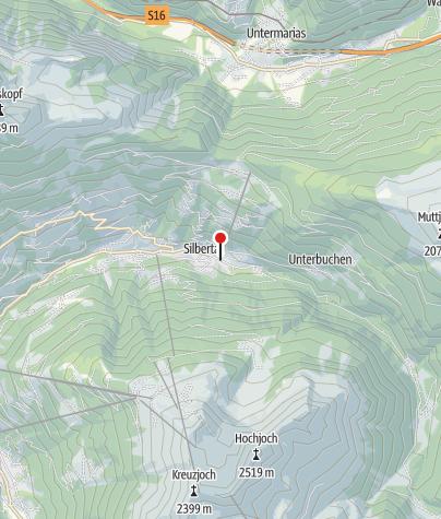 Karte / Montafoner Kristbergbahn