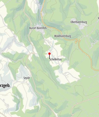 Karte / Stephanshöhe