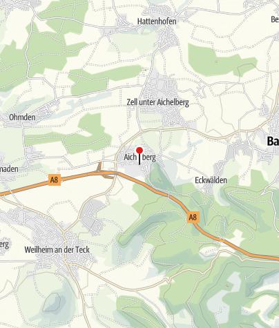 Karte / Aichelberg Bürgerhaus
