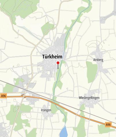 Karte / Eislaufen im Kunsteisstadion Türkheim