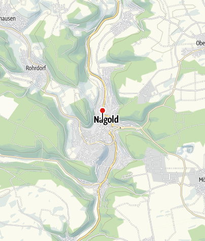 Karte / Nagold, Burgschule
