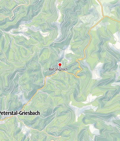 Karte / Bad Griesb. Kurklinik St. Anna