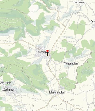 Karte / Heimatmuseum Dischingen