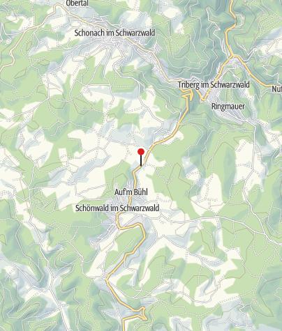 Karte / Schönwald Umspannwerk