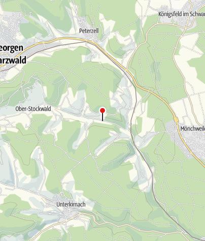 Karte / Stockburg An der Halde