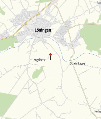Karte / Hof am Kolk in Angelbeck