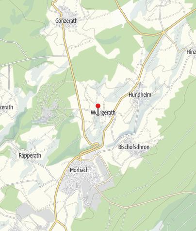 Map / Hochwaldblick