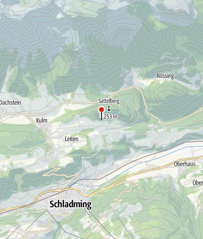 Map / Sattelberghütte