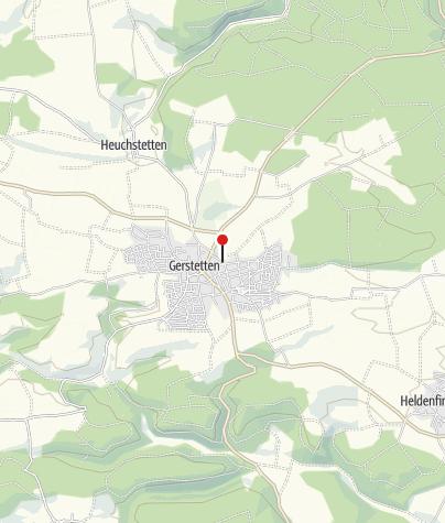 Karte / Museumszüge auf der Lokalbahn und das Eisenbahnmuseum