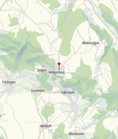 Map / Gasthof Hosbein