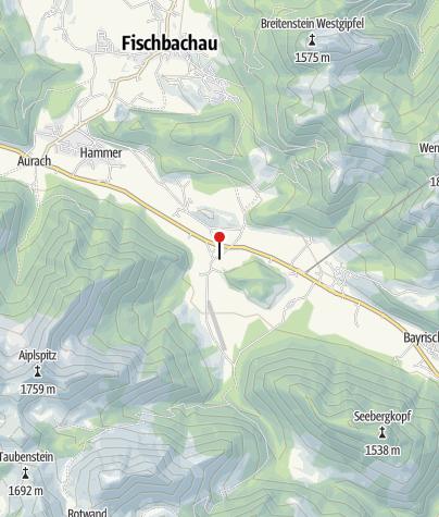 Karte / Hasenöhrl Hof und Hochseilgarten
