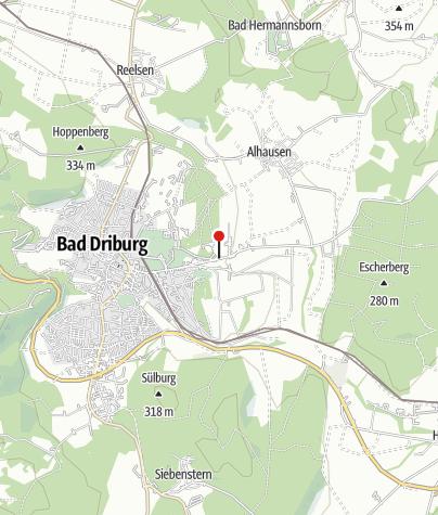 Kaart / Böhler´s Landgasthaus