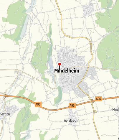 Karte / Textilmuseum Sandtner-Stiftung, Mindelheim