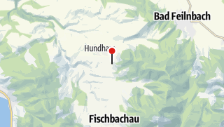 Karte / Gasthaus Kirchstiegl