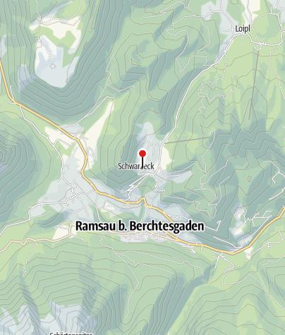 Karte / Hotel Gasthof Nutzkaser