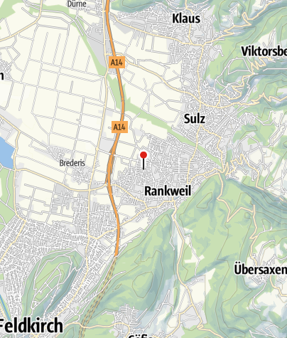 Karte / Museum für Druckgrafik