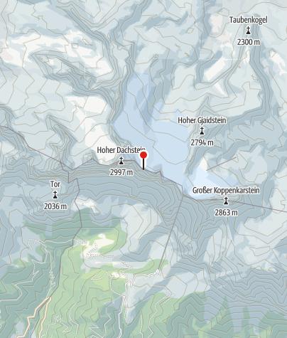 Karte / Seethalerhütte