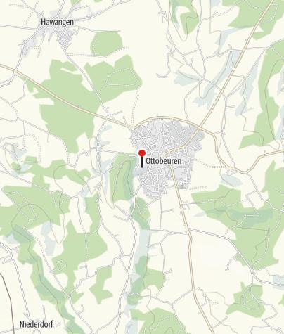 Karte / Kneipp-Aktiv-Park Ottobeuren (Aktiv Park Kneippland Unterallgäu)