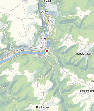 Karte / Haus am Ehrbach