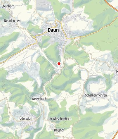 Map / Landhotel Müller Daun