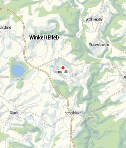 Karte / Landhaus Schend