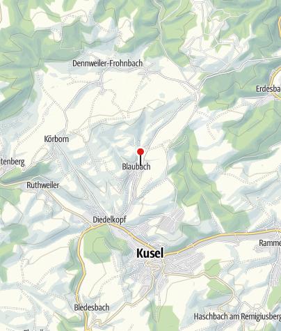 Map / Hotel-Restaurant Reweschnier