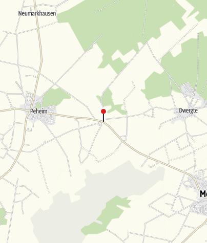 Karte / Landcafé Peek