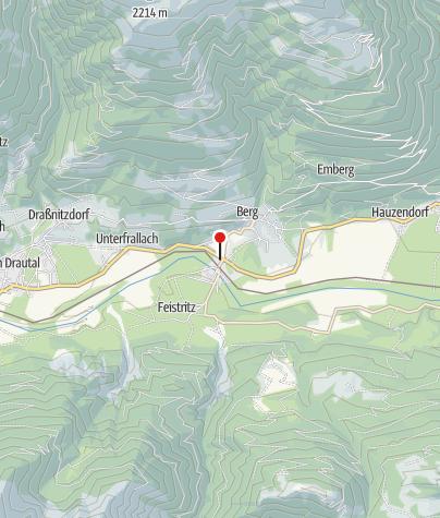 Karte / Haltestelle Berg