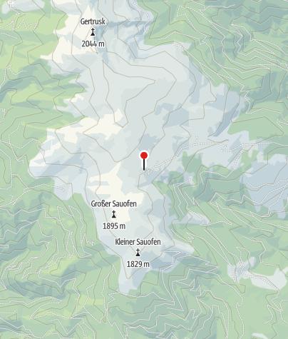 Karte / Wolfsberger Hütte