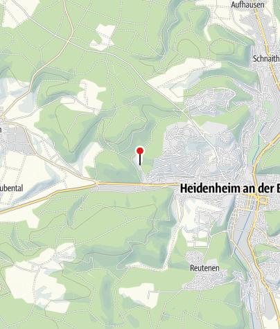 Karte / Waldfreibad Heidenheim